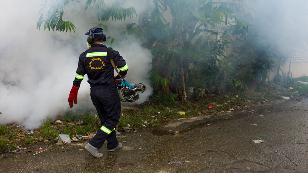 Man dies in Malaysia's first locally transmitted Zika case