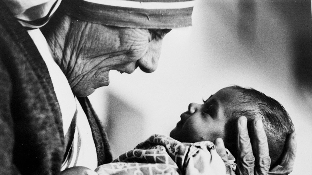 <p>Mother Teresa, the nun whose work with the dying and destitute of Kolkata made her a global icon of Christian charity, was made a saint on Sunday. Click through for more photos of her incredible life.</p> <p>Mother Teresa was born into a Kosovar-Albanian family in what is now Macedonia in 1910 and named Agnes Gonxha Bojaxhiu. (AAP)</p>