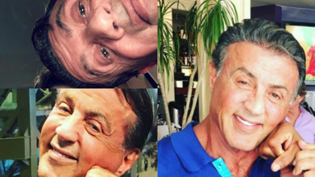 Sylvester Stallone proves he is alive after death hoax