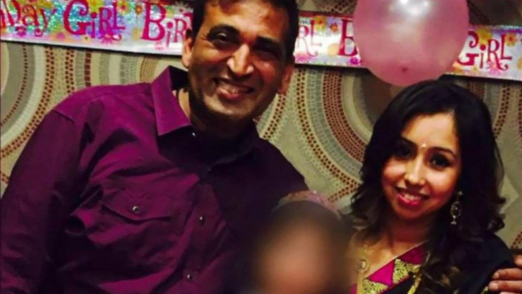 David Pillar and Tasmin Bahar were found dead in the Smithfield home yesterday. (Supplied)