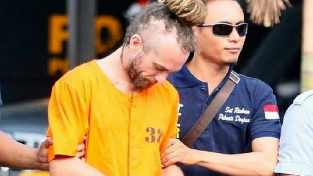 Murder suspect David Taylor changes his statements on Bali police officer's death