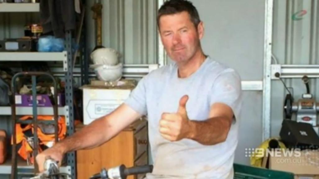 Victorian father Mark Tromp apologises following bizarre family road trip