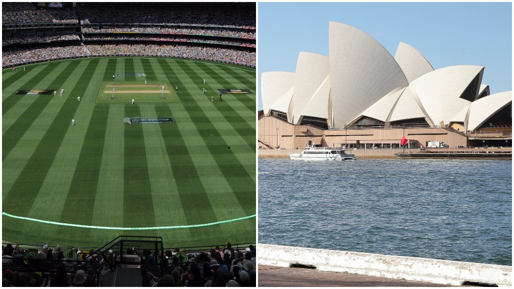 Iconic Australian landmarks were mentioned in the magazine. (AAP)