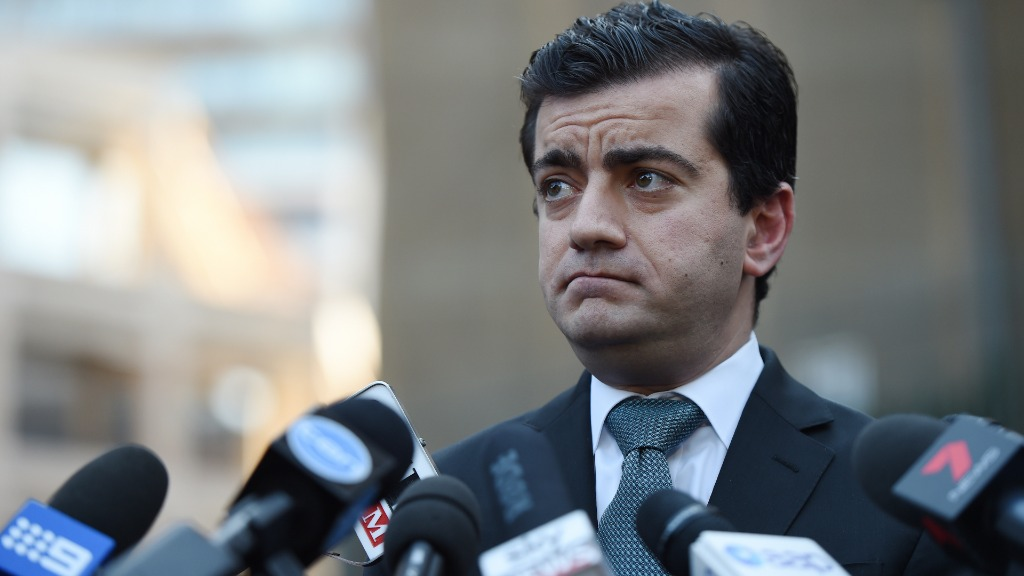 Labor Senator Dastyari has issued a public apology for the payment of a personal debt by a Chinese donor. (AAP)