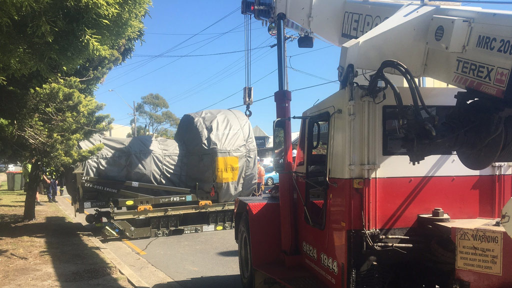 The incident caused severe traffic delays. (Supplied/NSW Police)