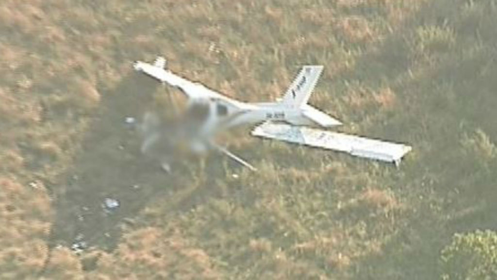Man killed in light plane crash in Gippsland
