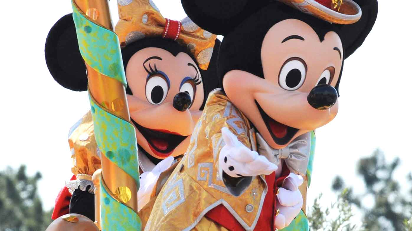 Children as young as three to be fingerprint scanned at Disneyland