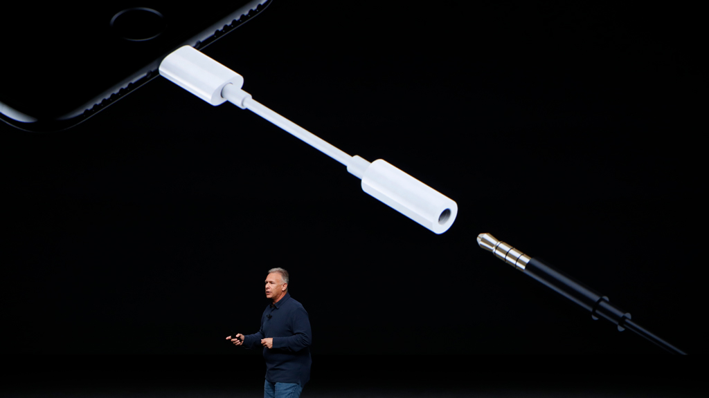 Here's what you'll need if you want to use your headphones with an iPhone 7