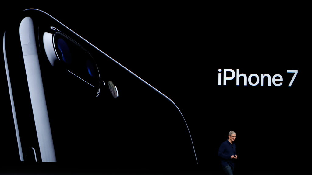 Apple keynote: iPhone 7, Apple Watch 2 revealed (Gallery)