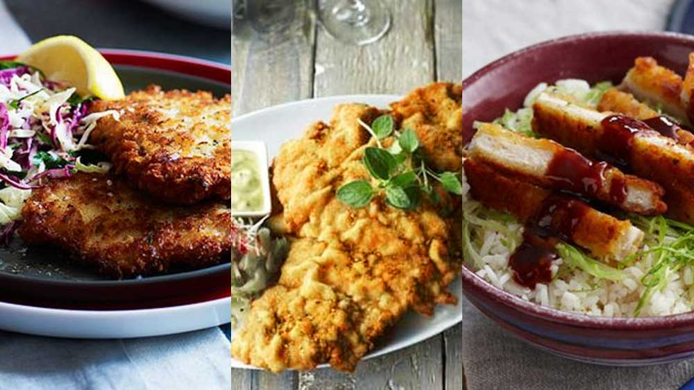 The Best Schnitzel Recipes 9kitchen