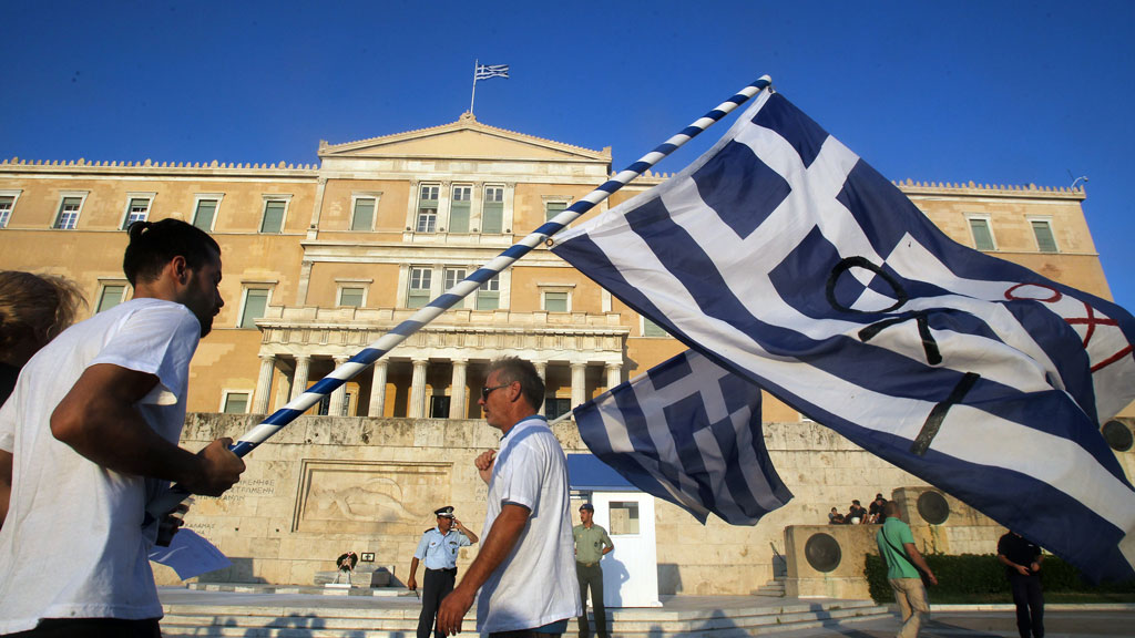 Greece told to deliver reforms as bailout falters