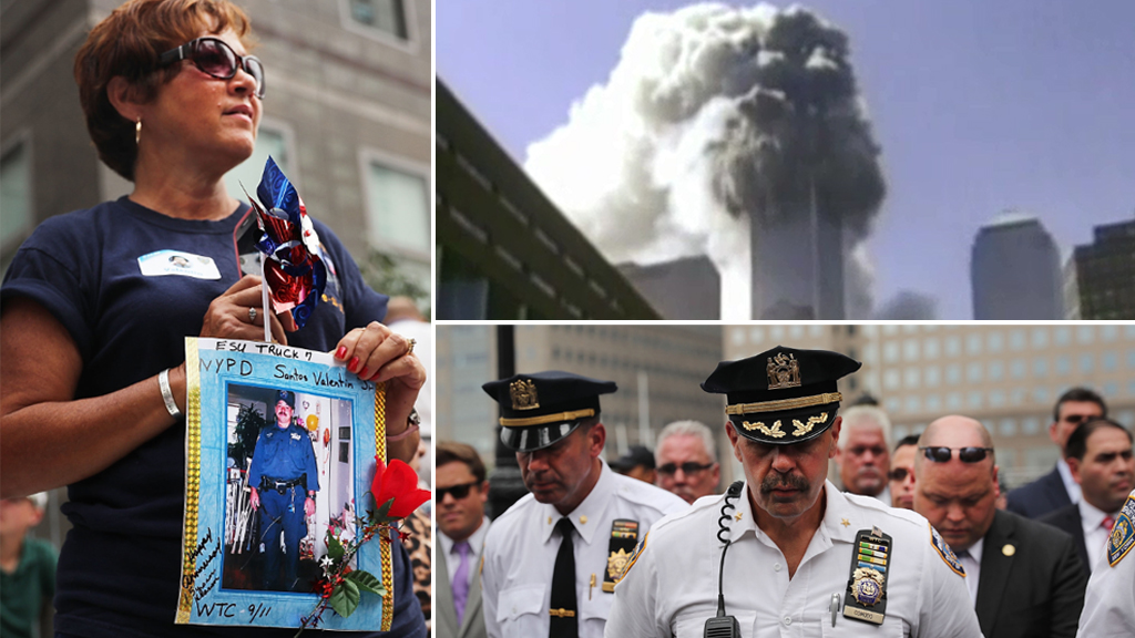 Barack Obama calls for unity on 15th anniversary of 9/11
