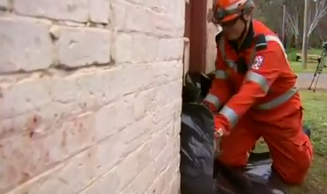 SES crews and police have responded to 220 calls for help in the region over the past 24 hours. (9NEWS)