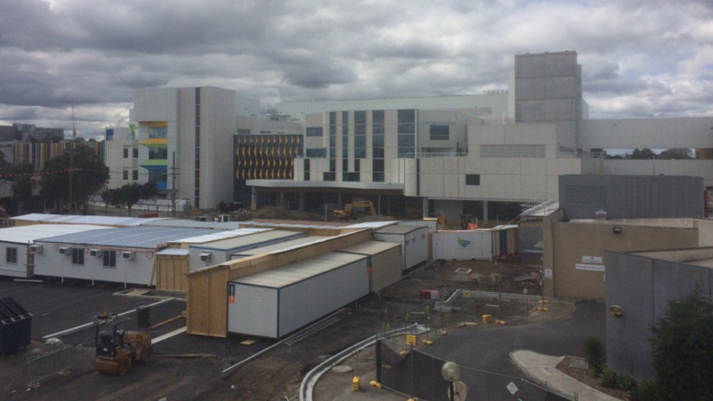 High-tech school to be built at children's hospital in Melbourne