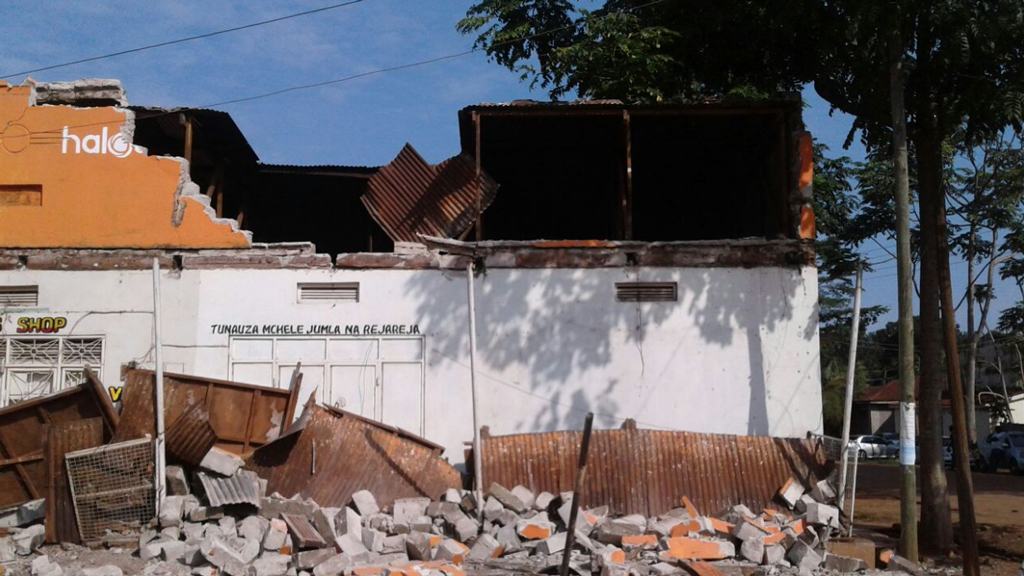 Death toll climbs to 14 and 200 injured in Tanzania earthquake