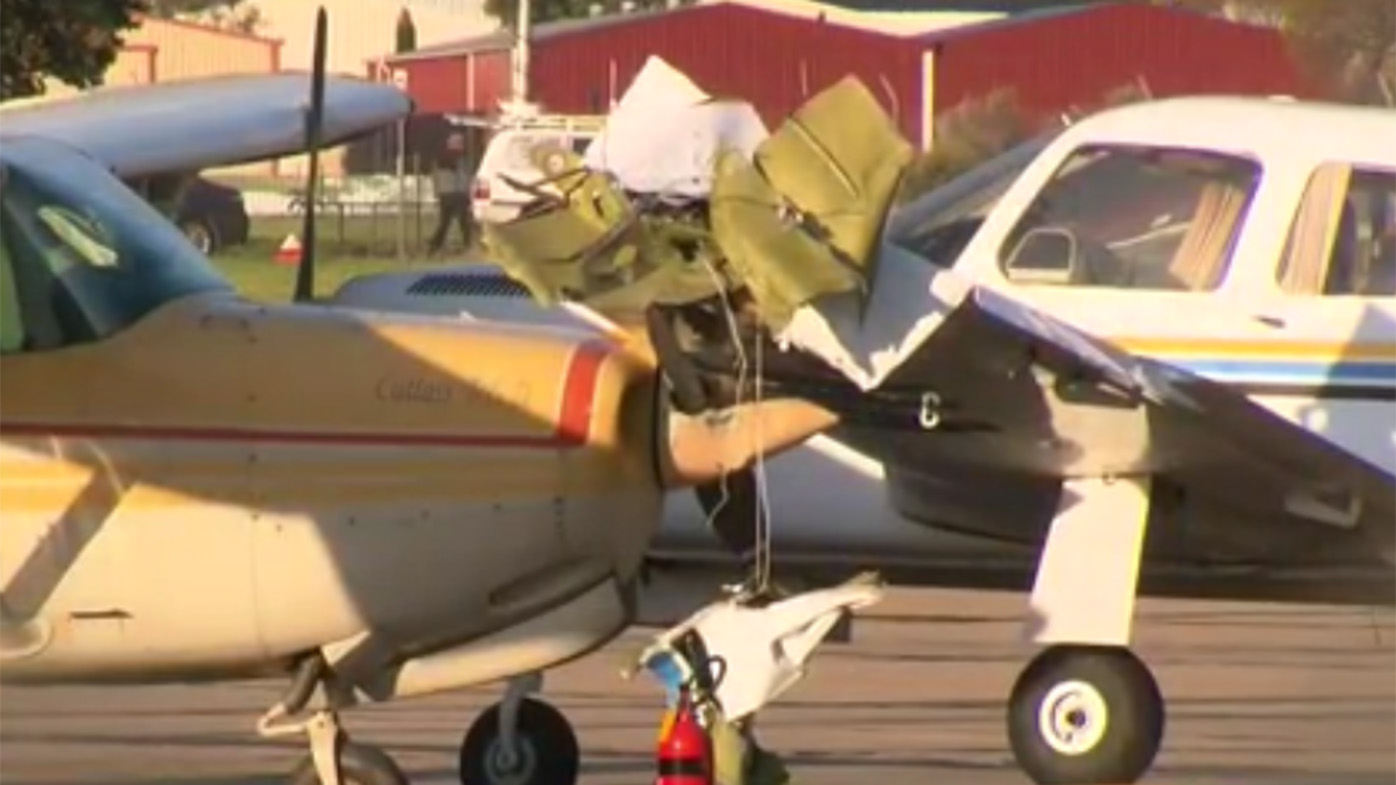 Pilot dies in SA plane crash