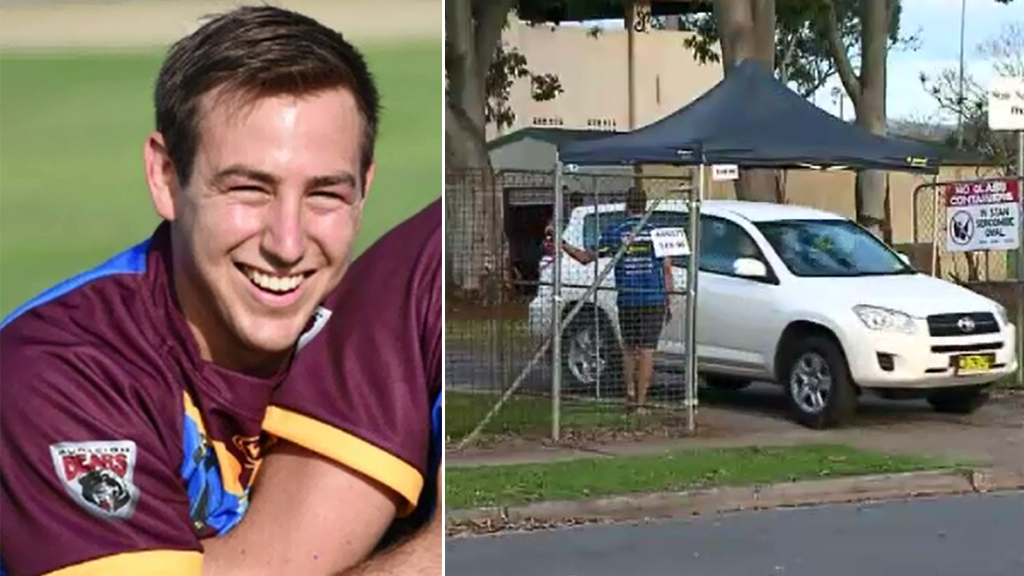 The 28-year-old man died after being injured in a tackle during a Murwillumbah rugby league game.