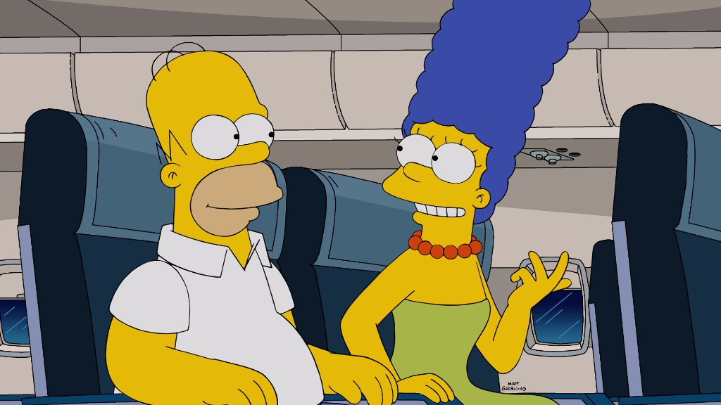 The Simpsons is the longest-running animated comedy television show in history. (Getty)