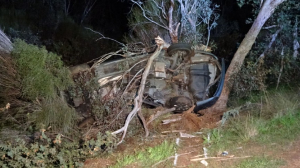 Woman dies after car crashes and rolls in Perth