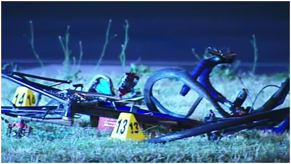 Mr Paul died from his injuries in the November 2013 collision crash. (9NEWS)