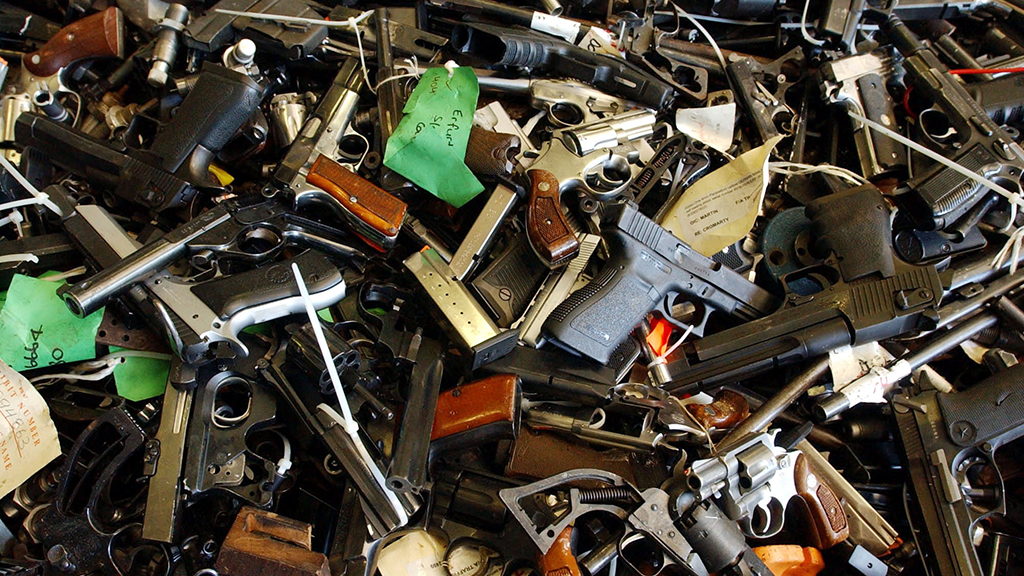 Federal government set to hold second gun amnesty