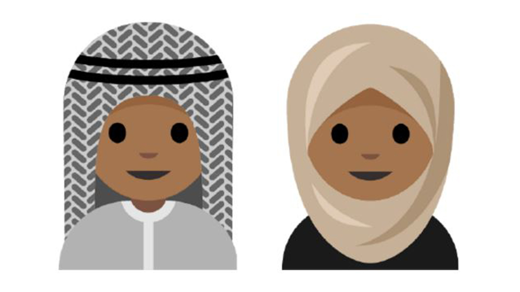 Muslim girl launches campaign for hijab emoji