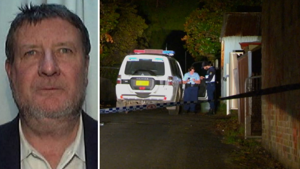 Police launch appeal to find killer after 'gentle' man stabbed to death in NSW home