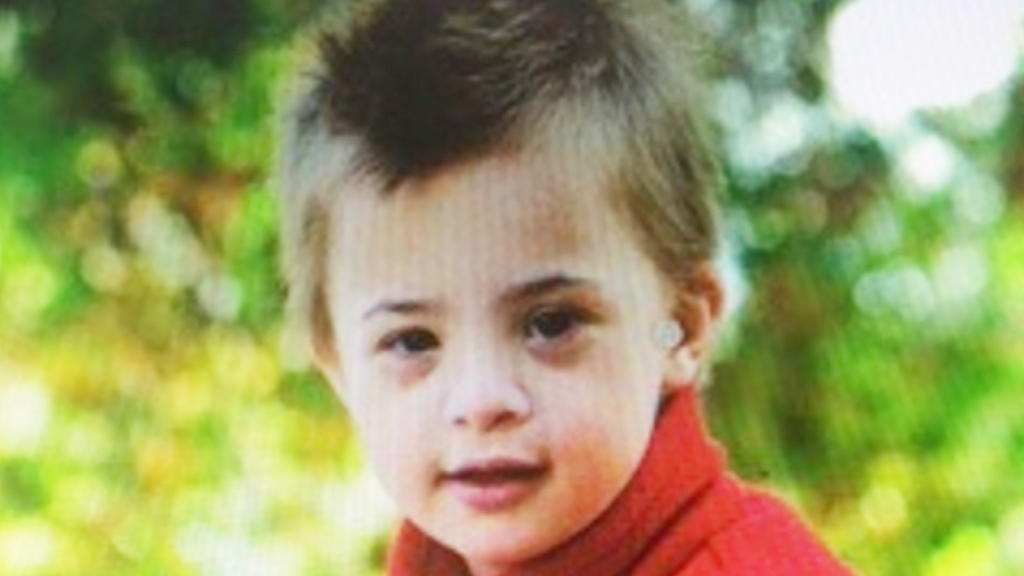 Ben Dean, six, was reported missing from Beechworth. (Victoria Police)