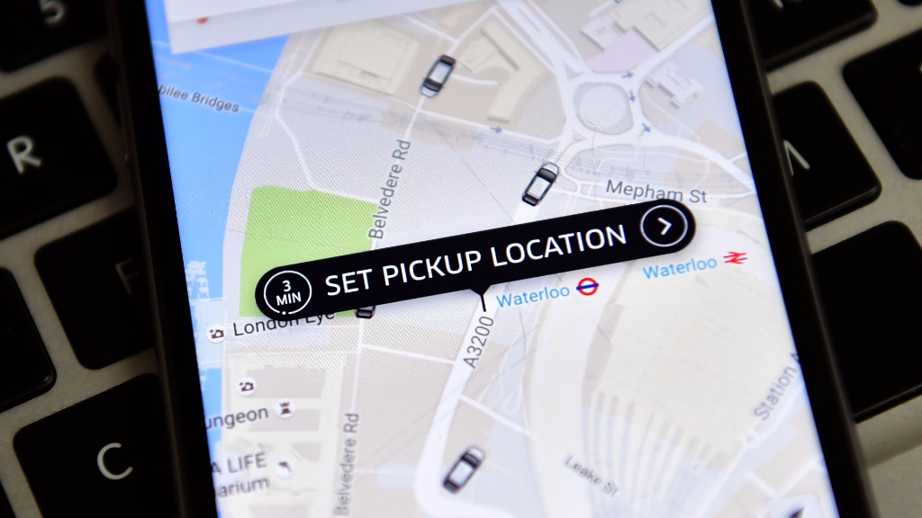 Uber launches scheduled rides in four Australian cities