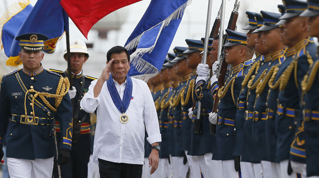 Calls for probe into Duterte killings