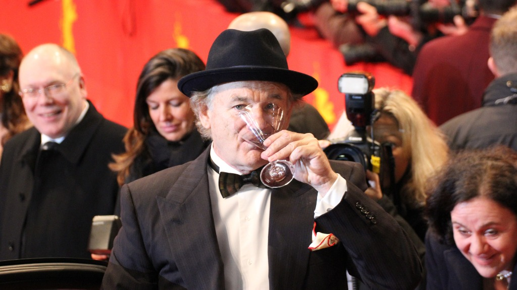 Bill Murray to be bartender at son's new venture in Brooklyn