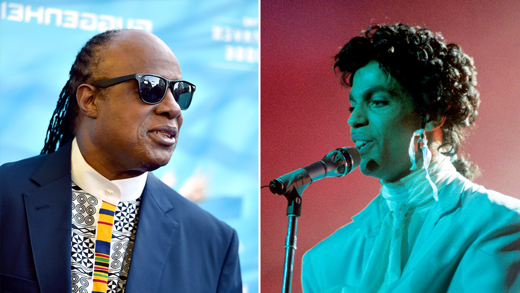 Stevie Wonder to headline Prince tribute concert
