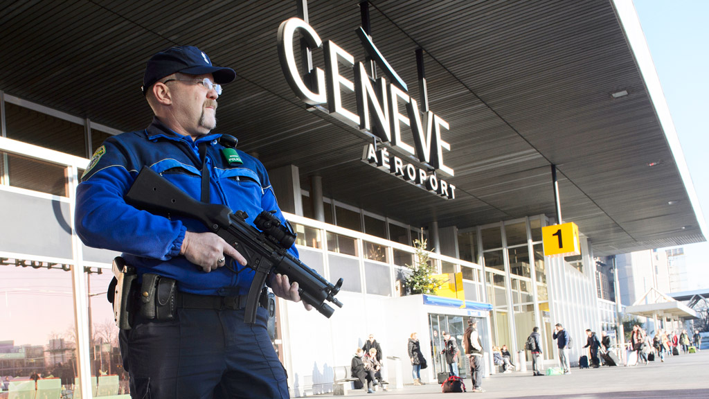 Wife who triggered Geneva airport bomb scare in revenge slapped with $122,867 fine