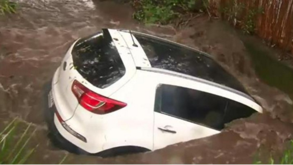 The state experienced serious flooding earlier this week. (9NEWS)