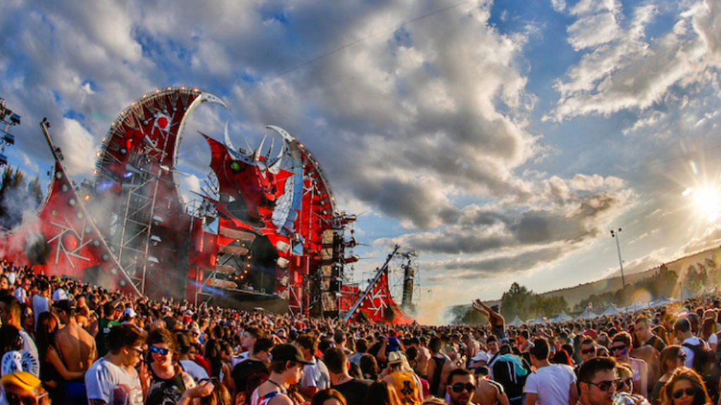 More than 70 arrested at Defqon.1 music festival