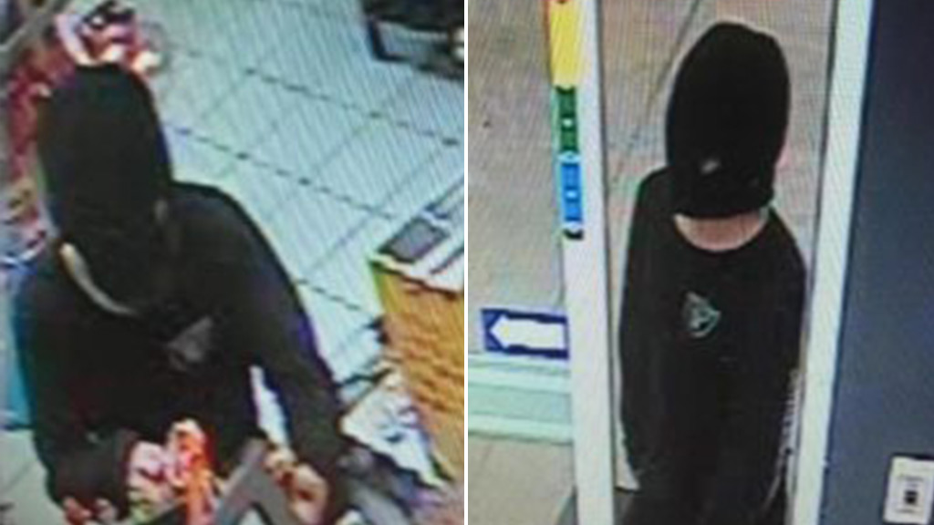 Man on the run following alleged Victoria Point robbery