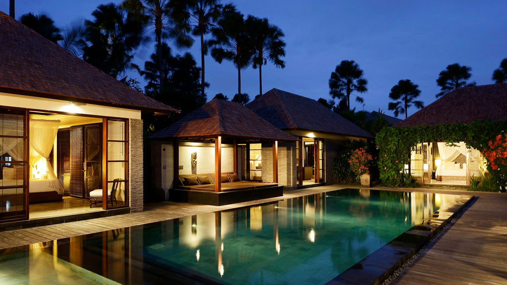The best of bali 39 s luxury accommodation offerings 9travel for Luxury accommodation bali