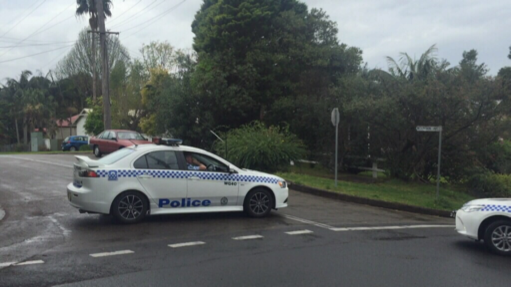 Man charged after alleged shooting in Wollongong