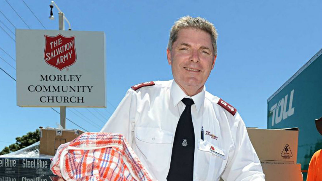 Perth grandfather dies after being assaulted during Salvation Army preaching mission in Africa
