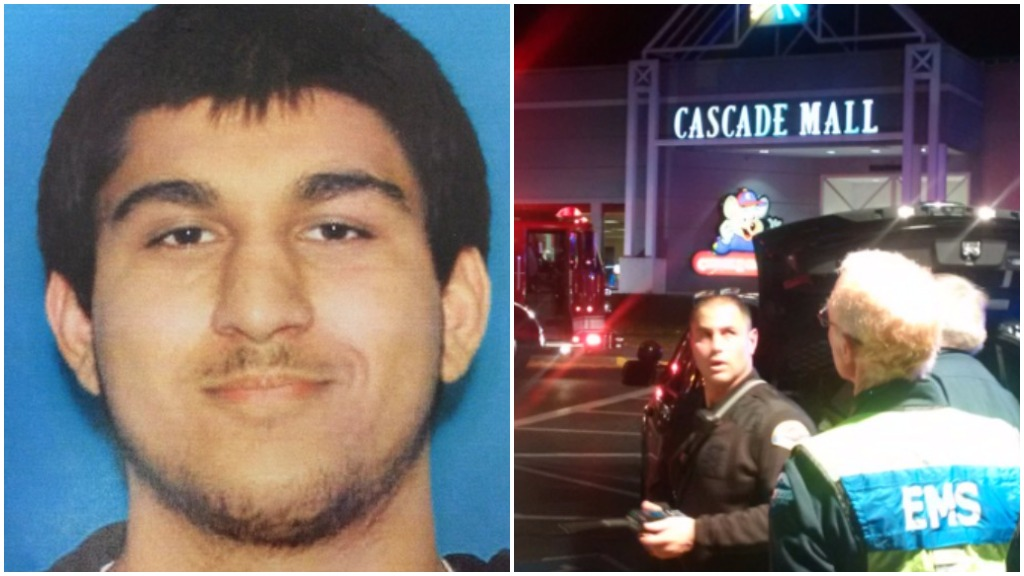 Man arrested after fatal shooting at shopping centre near Seattle