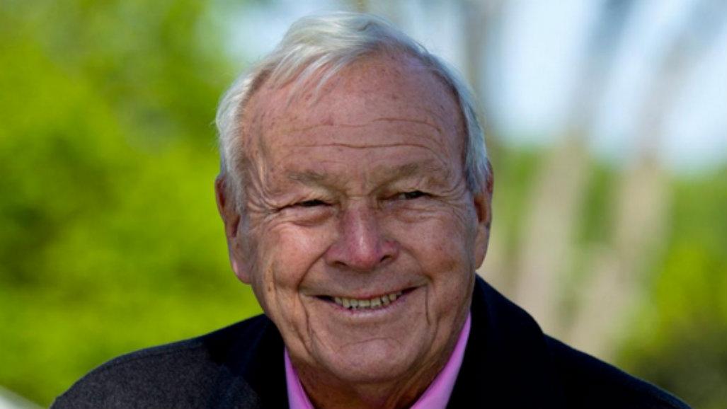 US golf legend Arnold Palmer dies aged 87