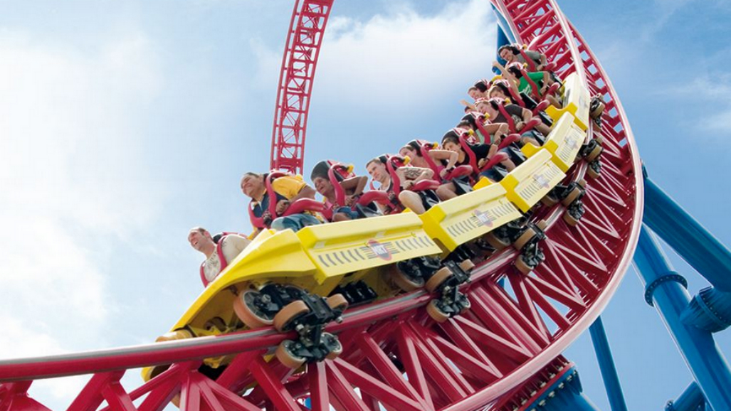 Riding rollercoasters can help pass kidney stones, study finds