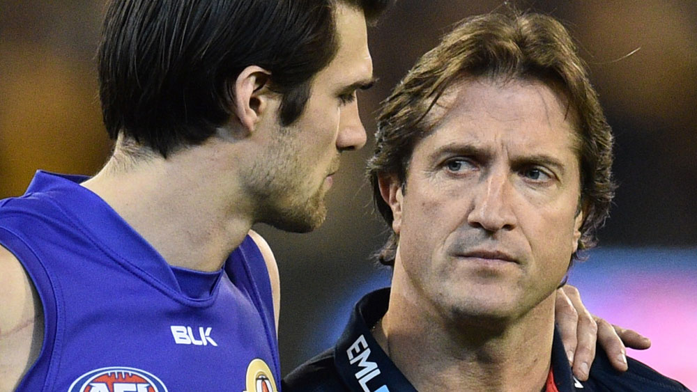 Bevo salutes Dogs ahead of AFL grand final