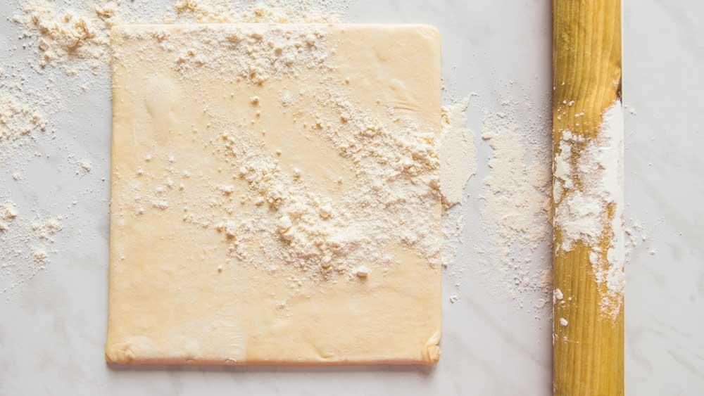 Paola Toppi's homemade egg pasta