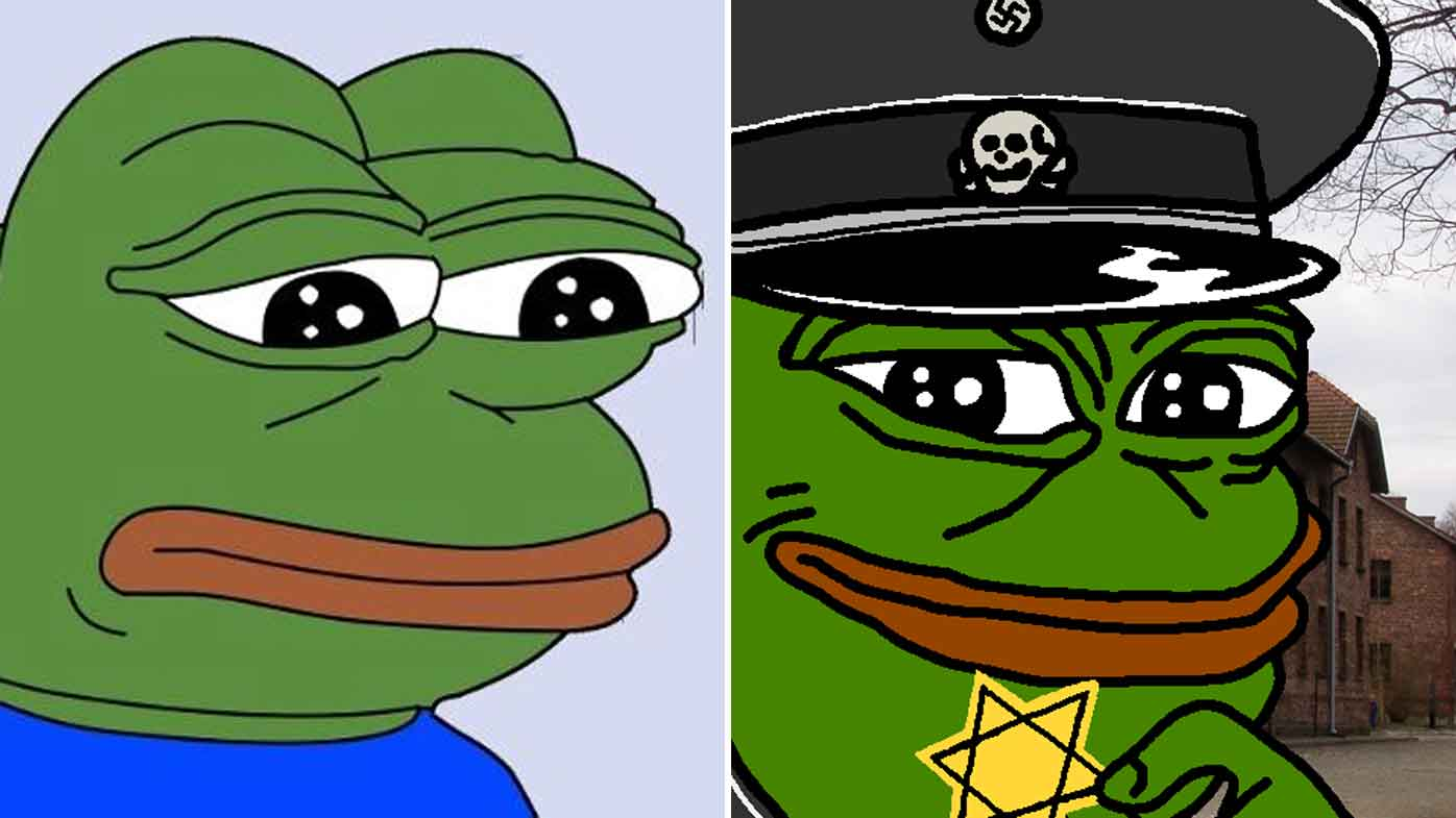 Pepe the Frog meme now officially a hate symbol