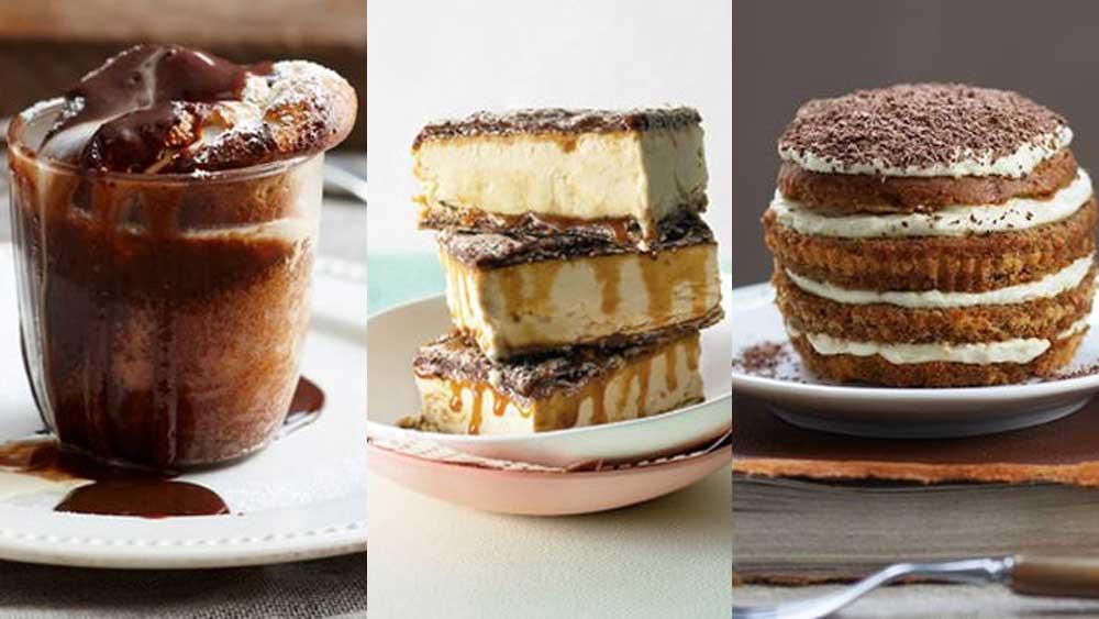 International Coffee Day dessert recipes