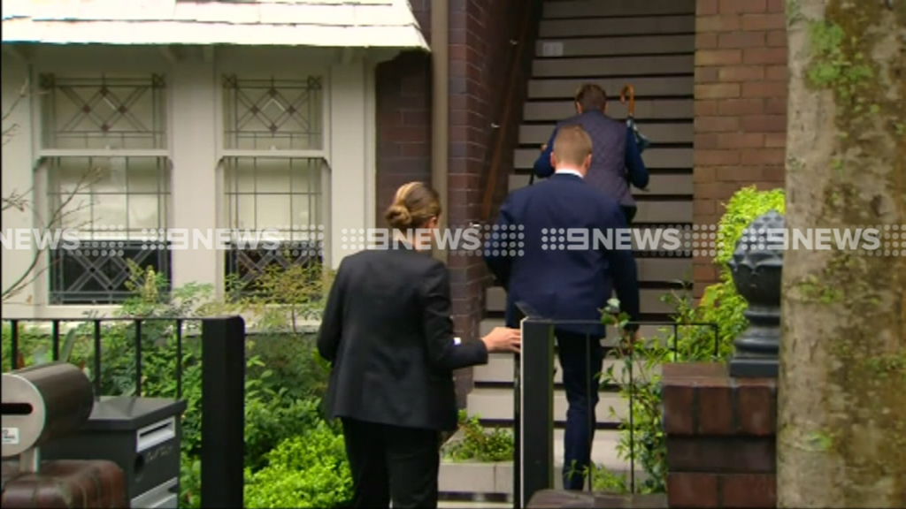It is alleged Ms Abek was stabbed multiple times. (9NEWS)