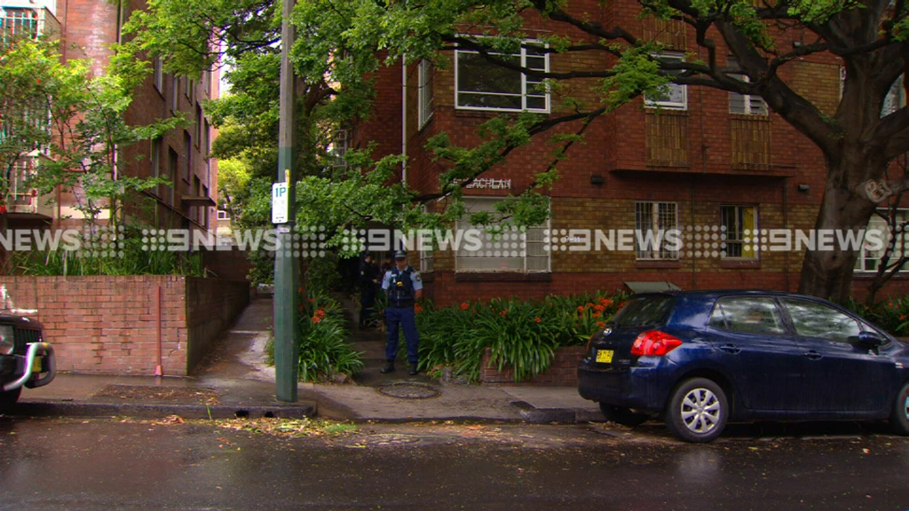 The woman's husband has been charged with murder. (9NEWS)