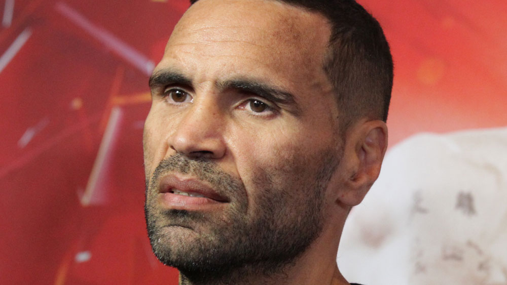 Anthony Mundine. (AAP)