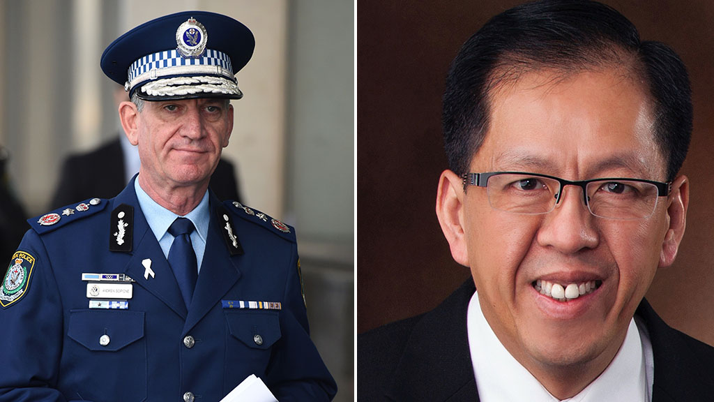 NSW police headquarters to be officially renamed after Curtis Cheng